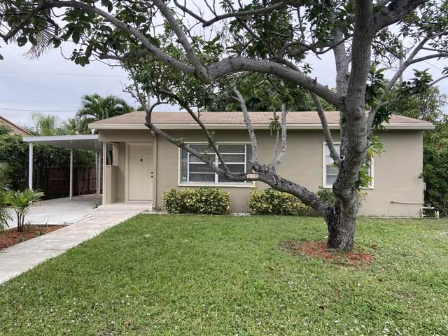 605 Fairfax Road, West Palm Beach, FL 33405 (#RX-10717359) :: Michael Kaufman Real Estate