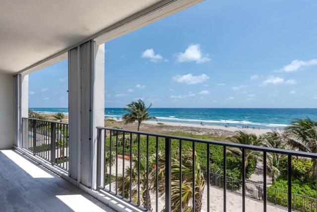 2800 S Ocean Boulevard 3C, Boca Raton, FL 33432 (#RX-10717371) :: The Reynolds Team   Compass