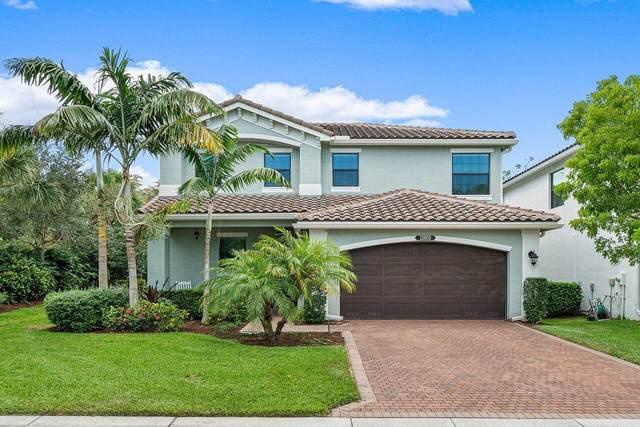 13859 Moss Agate Avenue, Delray Beach, FL 33446 (#RX-10717410) :: Michael Kaufman Real Estate
