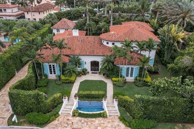 150 Woodbridge Road, Palm Beach, FL 33480 (#RX-10717461) :: Michael Kaufman Real Estate