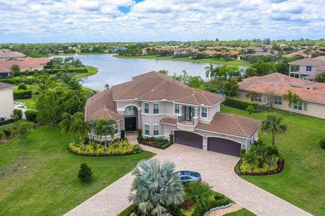 7823 Arbor Crest Way, Palm Beach Gardens, FL 33412 (#RX-10717468) :: Michael Kaufman Real Estate