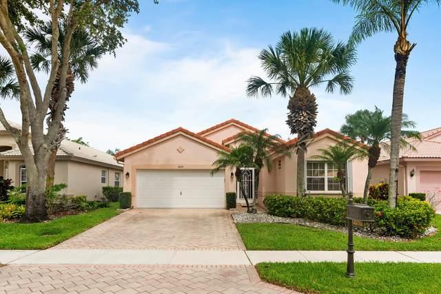 12210 Congressional Avenue, Boynton Beach, FL 33437 (#RX-10717504) :: Michael Kaufman Real Estate