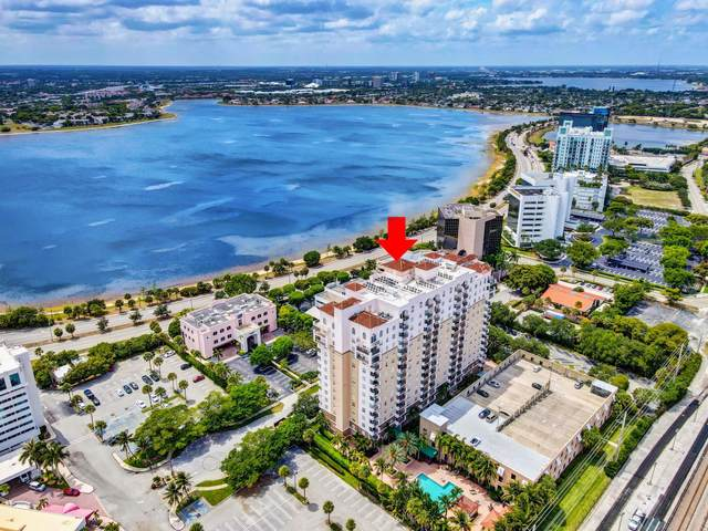 616 Clearwater Park Road #206, West Palm Beach, FL 33401 (#RX-10717567) :: DO Homes Group
