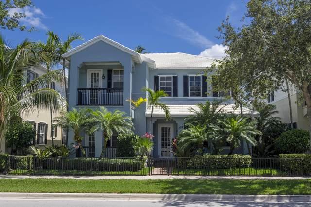 252 W Bay Cedar Circle, Jupiter, FL 33458 (#RX-10717667) :: Michael Kaufman Real Estate