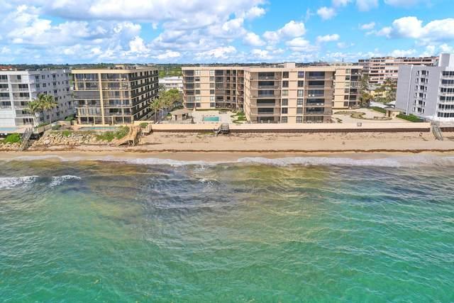 3610 S Ocean Boulevard #306, South Palm Beach, FL 33480 (#RX-10717699) :: Michael Kaufman Real Estate