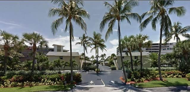 3601 S Ocean Boulevard #405, South Palm Beach, FL 33480 (#RX-10717720) :: Ryan Jennings Group