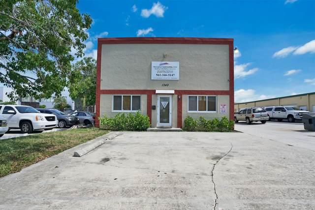 1343 S Killian Drive, Lake Park, FL 33403 (MLS #RX-10717775) :: Castelli Real Estate Services