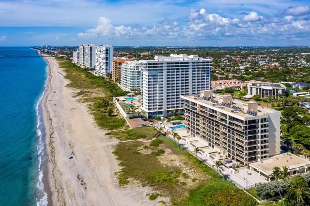 1800 S Ocean Boulevard 6-B, Boca Raton, FL 33432 (#RX-10717797) :: DO Homes Group