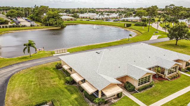 14468 Canalview Drive B, Delray Beach, FL 33484 (#RX-10717830) :: Ryan Jennings Group
