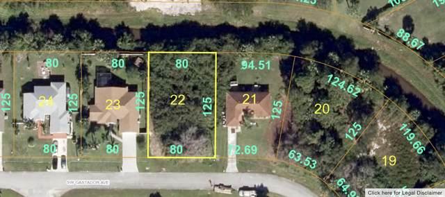 1017 SW Gastador Avenue, Port Saint Lucie, FL 34953 (MLS #RX-10717900) :: Berkshire Hathaway HomeServices EWM Realty