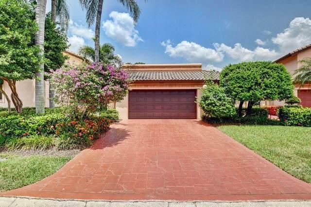 6597 Via Benita, Boca Raton, FL 33433 (#RX-10717918) :: Michael Kaufman Real Estate