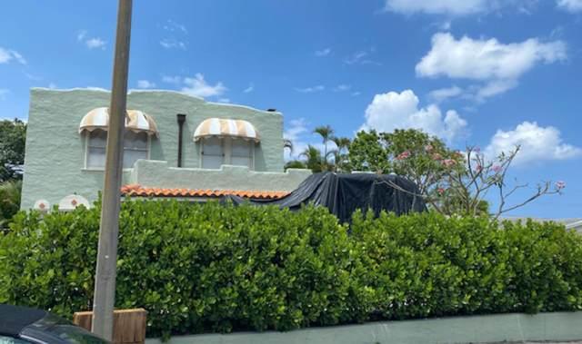 835 30th Court, West Palm Beach, FL 33407 (#RX-10717928) :: Michael Kaufman Real Estate