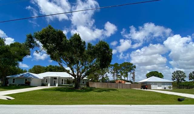 9807 SW Pueblo Terrace, Palm City, FL 34990 (#RX-10717980) :: Michael Kaufman Real Estate