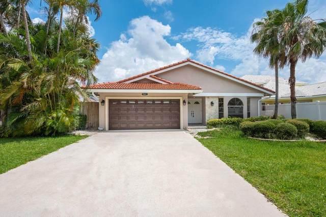 1161 SW 18th Street, Boca Raton, FL 33486 (#RX-10717999) :: Michael Kaufman Real Estate