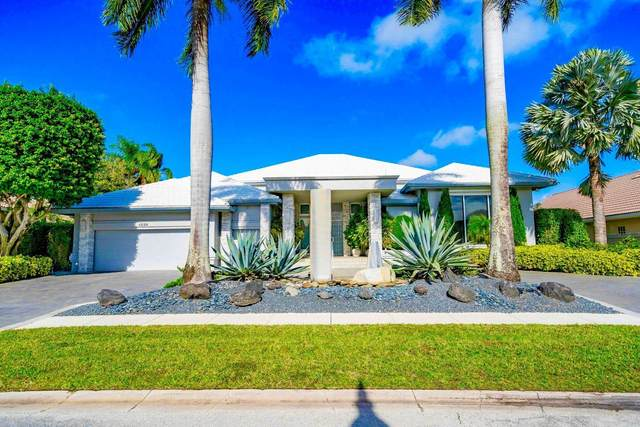 4539 Bocaire Boulevard, Boca Raton, FL 33487 (#RX-10718019) :: Michael Kaufman Real Estate