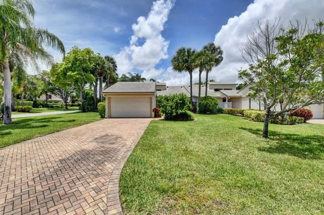 8 Eastgate Drive A, Boynton Beach, FL 33435 (MLS #RX-10718026) :: Castelli Real Estate Services