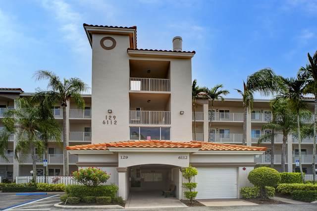 6112 Huntwick Terrace #403, Delray Beach, FL 33484 (#RX-10718033) :: The Reynolds Team | Compass