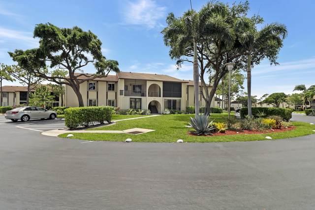 127 Lake Pine Circle A-2, Greenacres, FL 33463 (#RX-10718043) :: Baron Real Estate