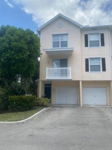 155 Galicia Way #212, Jupiter, FL 33458 (#RX-10718049) :: Michael Kaufman Real Estate