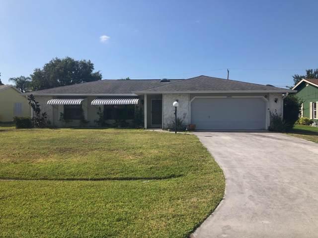 2432 SE Caligula Avenue, Port Saint Lucie, FL 34952 (#RX-10718082) :: Michael Kaufman Real Estate