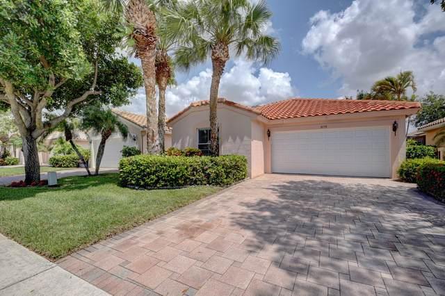 5175 Corbel Lake Way, Boynton Beach, FL 33437 (#RX-10718106) :: Michael Kaufman Real Estate