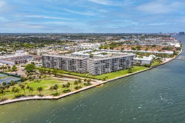 801 Lake Shore Drive #417, Lake Park, FL 33403 (MLS #RX-10718152) :: Castelli Real Estate Services
