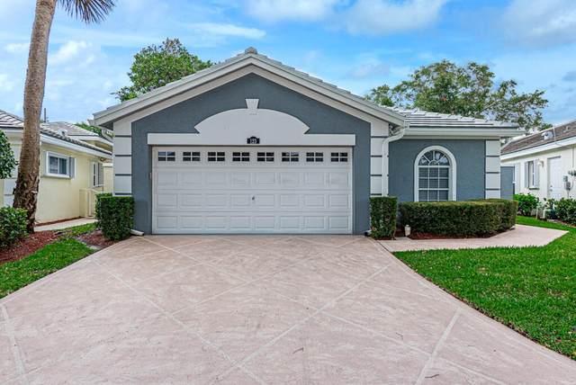 123 Harbor Lake Circle, Greenacres, FL 33413 (#RX-10718167) :: Michael Kaufman Real Estate