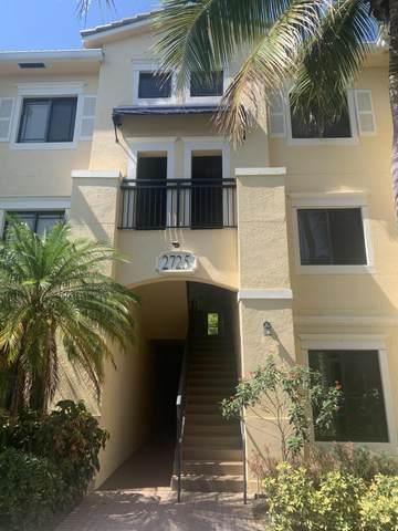 2725 Anzio Court #301, Palm Beach Gardens, FL 33410 (#RX-10718176) :: Baron Real Estate