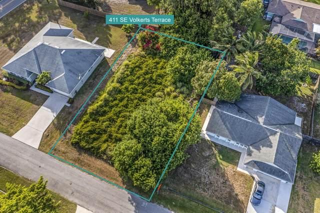 411 SE Volkerts Terrace, Port Saint Lucie, FL 34953 (#RX-10718204) :: Michael Kaufman Real Estate