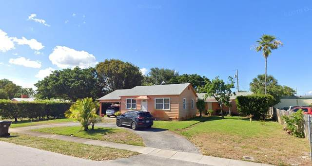 621 Hunter Street, West Palm Beach, FL 33405 (#RX-10718224) :: The Power of 2 | Century 21 Tenace Realty