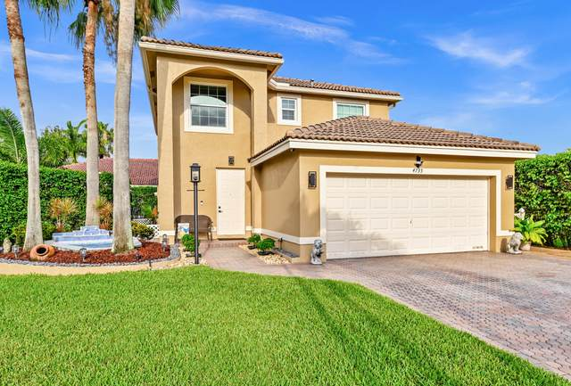 4735 NW 120th Way, Coral Springs, FL 33076 (#RX-10718280) :: The Power of 2 | Century 21 Tenace Realty