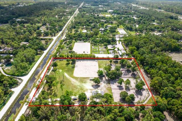 14120 6th Court N, Loxahatchee, FL 33470 (#RX-10718298) :: Michael Kaufman Real Estate