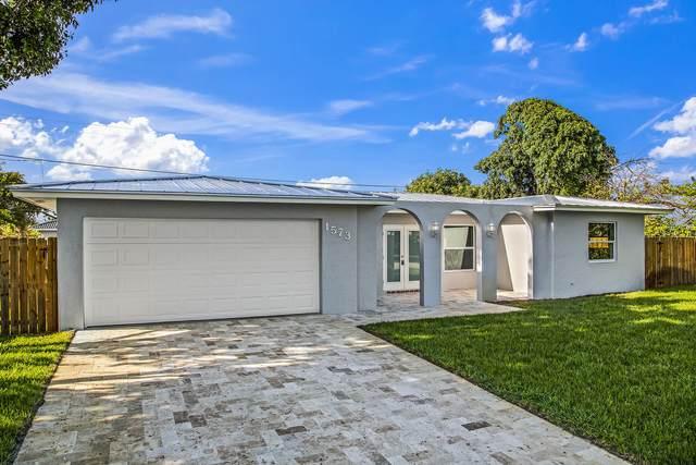 1573 NW 8th Street, Boca Raton, FL 33486 (#RX-10718334) :: Michael Kaufman Real Estate