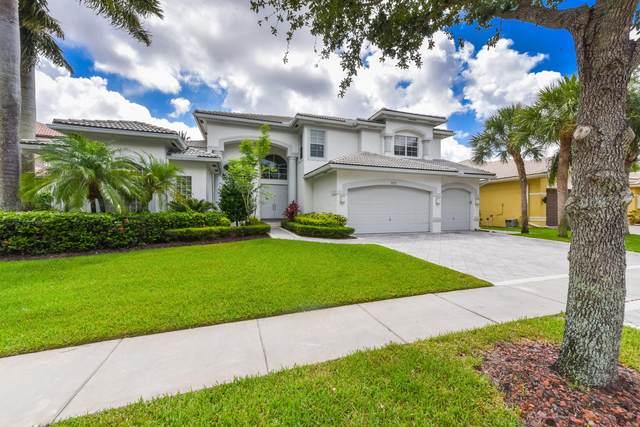 19212 Natures View Court, Boca Raton, FL 33498 (#RX-10718395) :: Michael Kaufman Real Estate