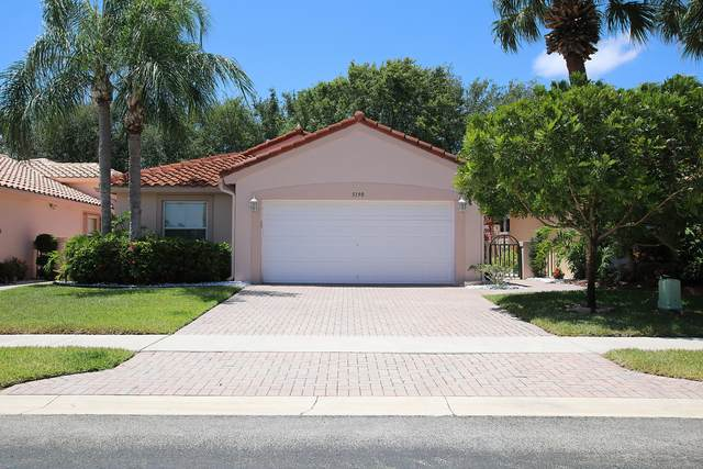 5190 Pelican Cove Drive, Boynton Beach, FL 33437 (#RX-10718458) :: Michael Kaufman Real Estate