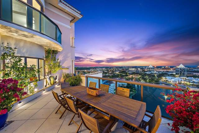 3620 Gardens Parkway 1702B, Palm Beach Gardens, FL 33410 (#RX-10718462) :: Michael Kaufman Real Estate