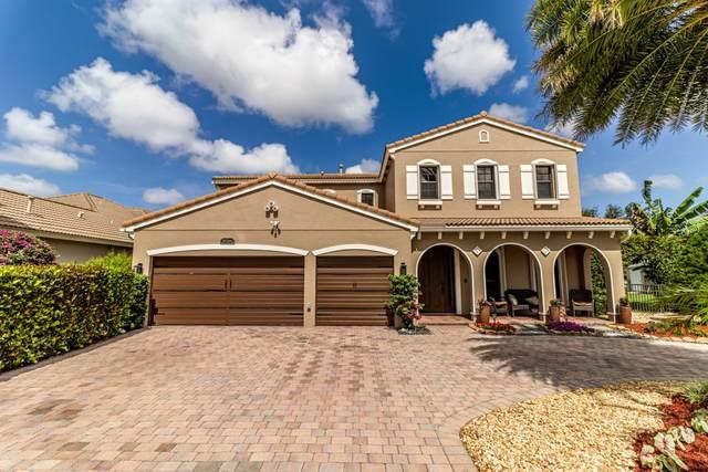 8146 Ferentino Pass, Delray Beach, FL 33446 (#RX-10718477) :: Michael Kaufman Real Estate