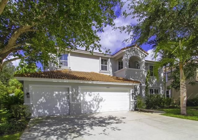 6283 Shadow Tree Lane, Lake Worth, FL 33463 (#RX-10718494) :: Michael Kaufman Real Estate