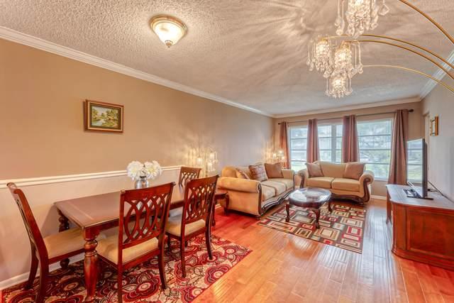 7837 Golf Circle Drive #206, Margate, FL 33063 (MLS #RX-10718495) :: Berkshire Hathaway HomeServices EWM Realty