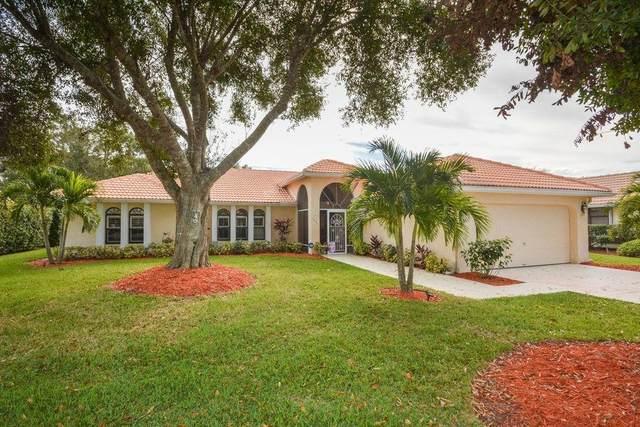 1340 SW Cedar Cove, Port Saint Lucie, FL 34986 (#RX-10718504) :: Michael Kaufman Real Estate