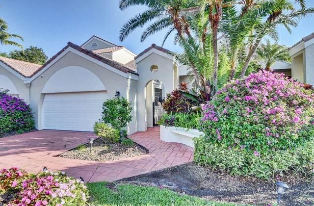 7485 Campo Florido, Boca Raton, FL 33433 (#RX-10718515) :: Michael Kaufman Real Estate