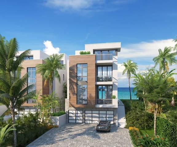 4513 S Ocean Boulevard North, Highland Beach, FL 33487 (#RX-10718557) :: Michael Kaufman Real Estate
