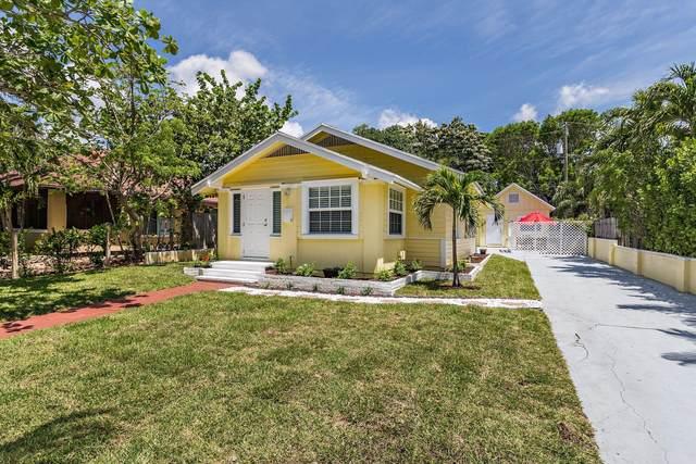 717 New Jersey Street, West Palm Beach, FL 33401 (#RX-10718566) :: Michael Kaufman Real Estate