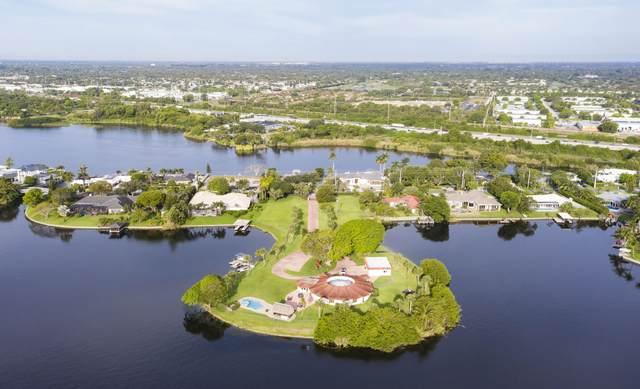 3850 S Lake Drive, Boynton Beach, FL 33435 (#RX-10718585) :: Posh Properties