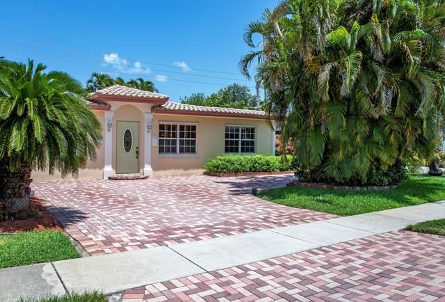 4800 NE 1st Terrace, Oakland Park, FL 33334 (#RX-10718610) :: Michael Kaufman Real Estate