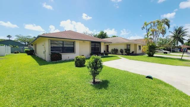 1390 Summit Run Circle, West Palm Beach, FL 33415 (#RX-10718665) :: Michael Kaufman Real Estate