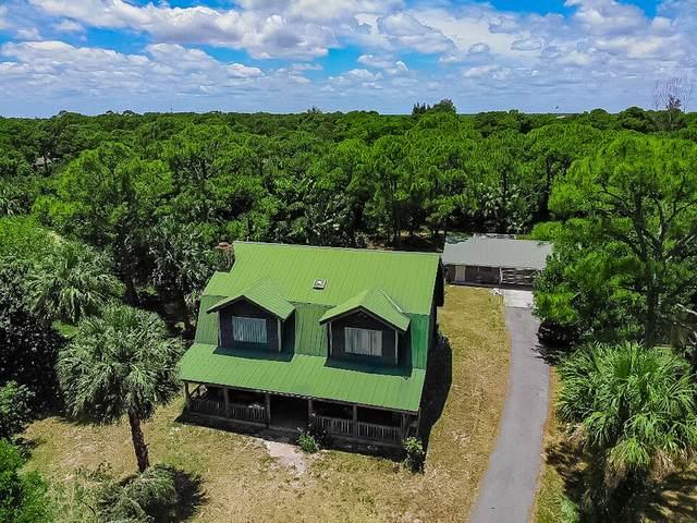 5909 Palmetto Drive, Fort Pierce, FL 34982 (#RX-10718695) :: Michael Kaufman Real Estate