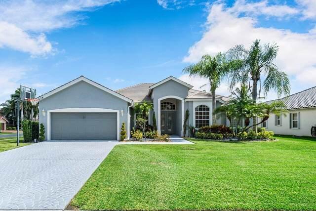 12629 Torbay Drive, Boca Raton, FL 33428 (#RX-10718750) :: Michael Kaufman Real Estate