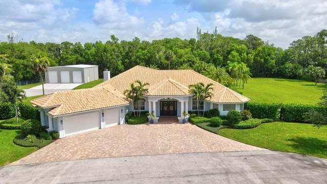 13313 Bryan Road, Loxahatchee Groves, FL 33470 (MLS #RX-10718751) :: Castelli Real Estate Services