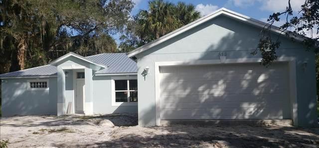 1160 SE 21st Street, Okeechobee, FL 34974 (#RX-10718847) :: Michael Kaufman Real Estate